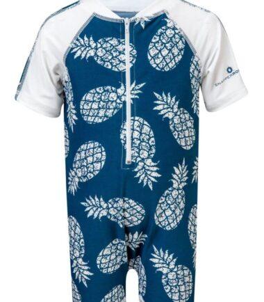 8da0605a914278 kombinezon kąpielowy uv dla chłopca, kostium kąpielowy uv dla chłopca. Jednoczęściowy  strój kąpielowy UV dla chłopca firmy SNAPPERROCK ...