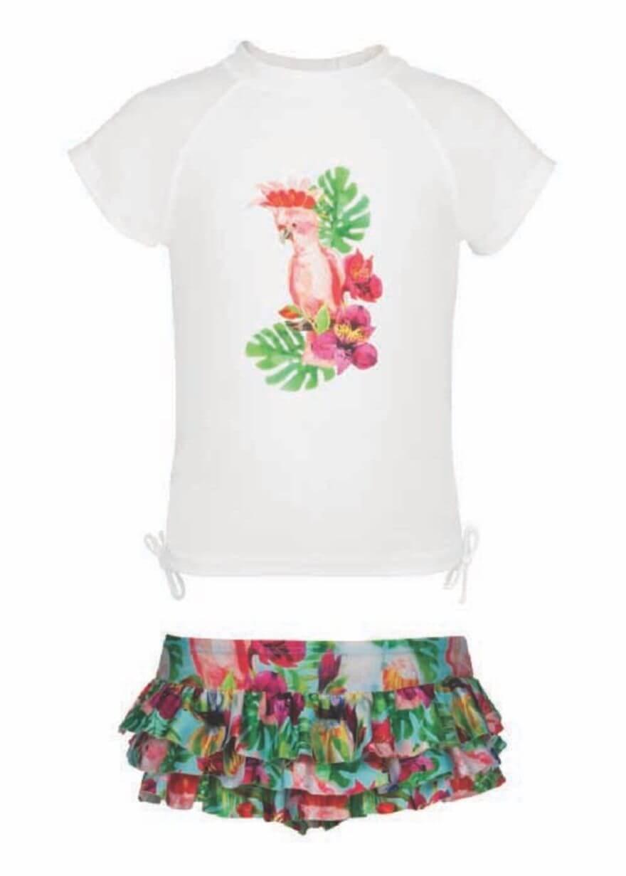4759835e0474ea kostium kąpielowy dla dziewczynki,strój kąpielowy dla dziewczynki,  dwuczęściowy strój kąpielowy dla dziecka ...
