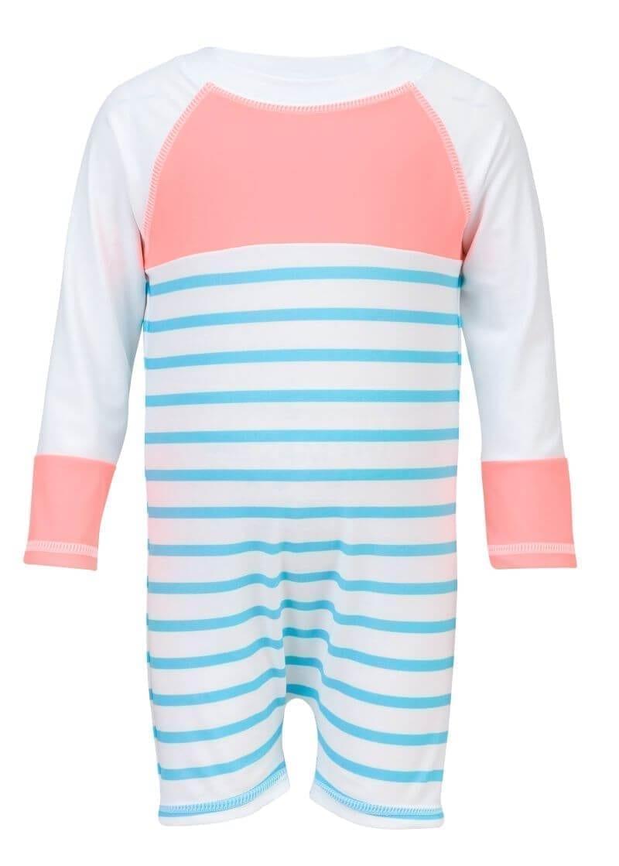 be4d1197cc689c kostium kąpielowy uv dla dziewczynki, strój kąpielowy dla dziewczynki,  kombinezon kąpielowy dla dziecka
