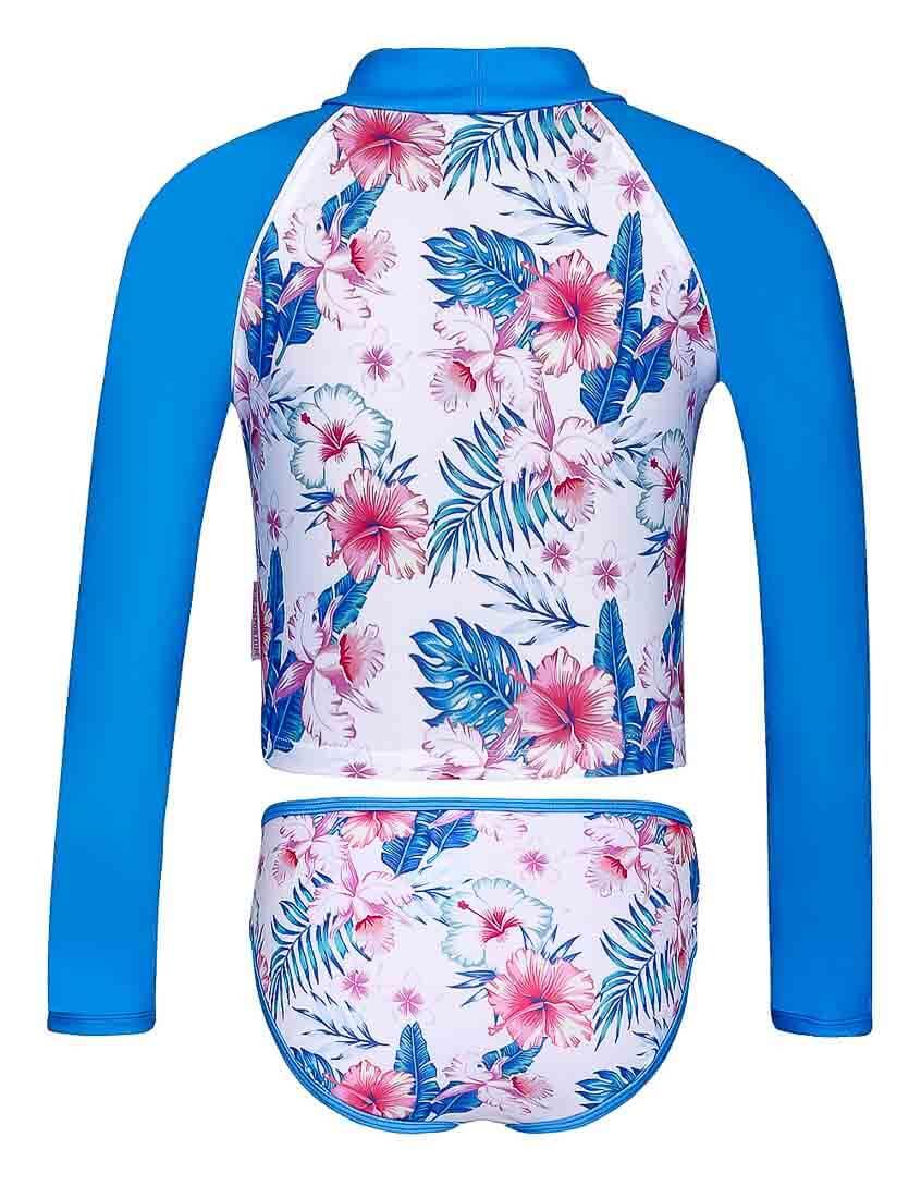 d91f770b03042f Dwuczęściowy strój kąpielowy z długimi rękawami dla dziecka firmy ...